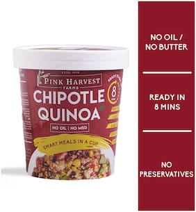 Pink Harvest Farms Chipotle Quinoa Cup 68g