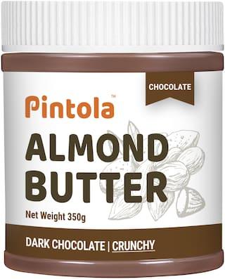 Pintola Almond Choco Butter 350 g (Crunchy)