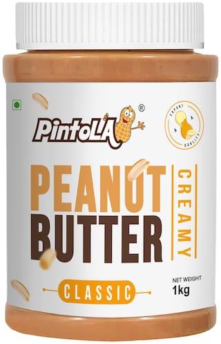 Pintola Classic Peanut Butter 1 kg (Creamy)