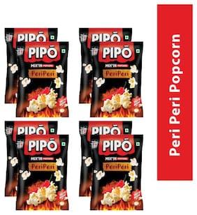 PIPO Mix'In Peri Peri Popcorn-60g( Pack of 8)