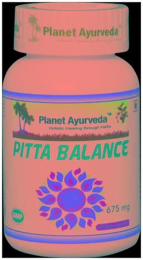 Planet Ayurveda Pitta Balance - 60 Capsules