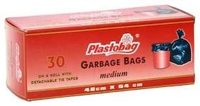 Plastobag Garbage Bags - Medium  gm