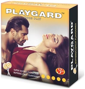 Playgard butterscotch 3s - Pack Of 20