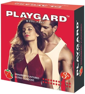 Playgard strawberry 3s  - Pack Of 16