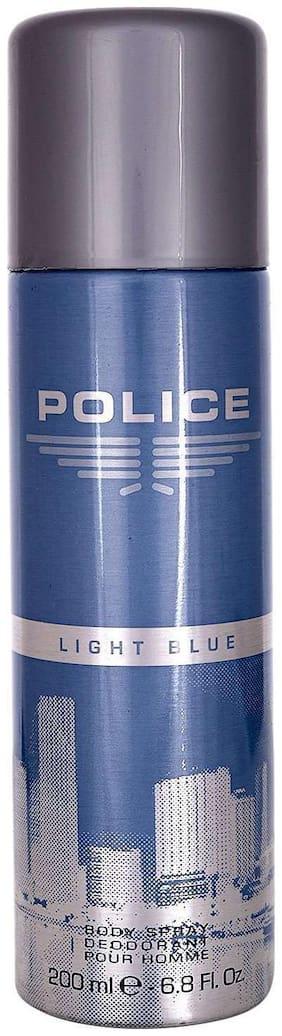Police Light Blue Deo 200ml