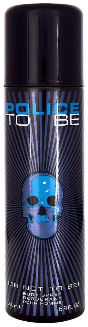 Police To Be Man Deo 200ml