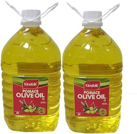 Kinsfolk POMACE Olive Oil - 5 L  (( PACK of 2))