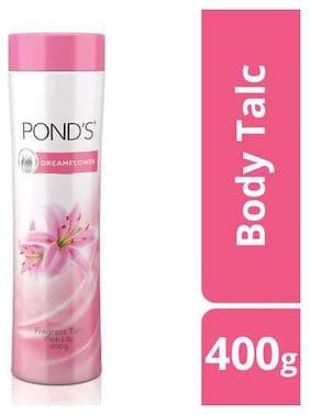 Pond's Dreamflower Fragrant Talc Pink Lily 400 g