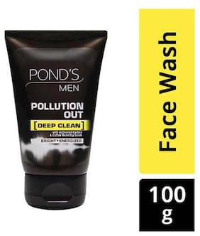 Pond's Face Wash - Men  Pollution Out 100 g
