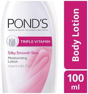 Pond's Triple Vitamin Moisturising Body Lotion 100 ml