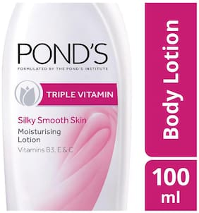 Pond's Triple Vitamin Moisturising Body Lotion 100 ml