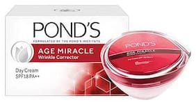 Ponds Age Miracle Wrinkle Corrector SPF 18 PA++ Day Cream 35 g