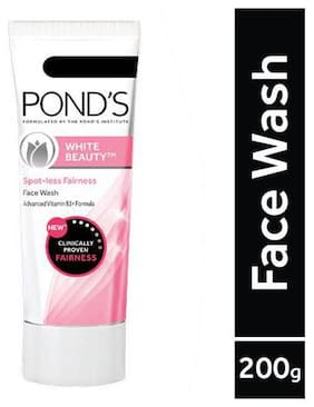 Ponds Face Wash - Daily Spotless Lightening  White Beauty 200 g