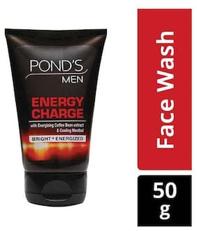 Ponds Face Wash - Men  Energy Charge 50 g
