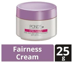 Ponds Fairness Day Cream - White Beauty  Spot-less 23 g
