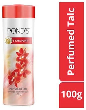 Ponds Ponds Starlight Talc 100 g 100 g