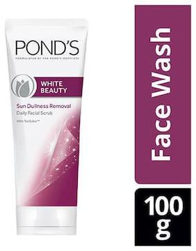 Ponds Scrub - Tan Removal  White Beauty 100 gm