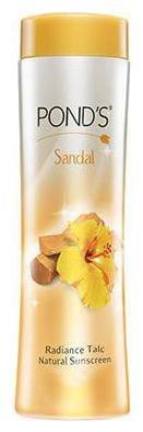 Ponds Talc - Sandal Radiance 100 g