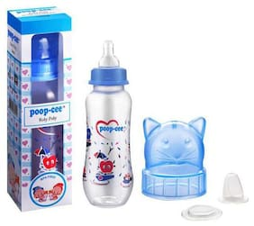 Poop-cee Baby Feeding Bottle - Roly Poly  240 ml