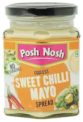 Posh Nosh Classic Sweet Chilli Creamy Mayo Spread 230 gm