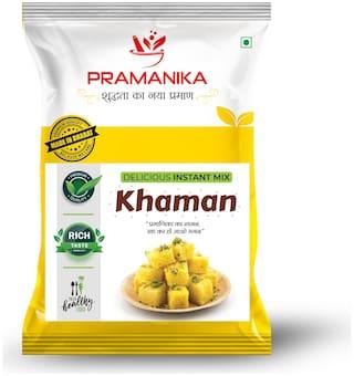 Pramanika Khaman Mix | Dhokla Mix  , 500g
