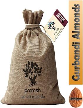 Pramsh Luxurious Quality Gurbandi Almonds (Choti Badaam Girri) 300g