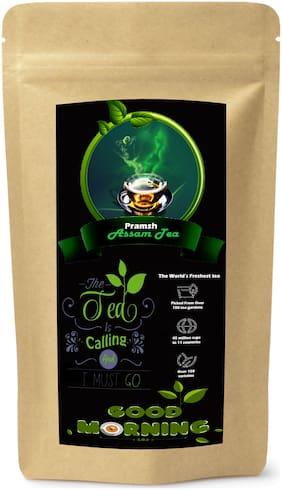 Pramsh Premium Quality Breakfast Tea (Assam Tea) Classic Kadak Chai   200gm