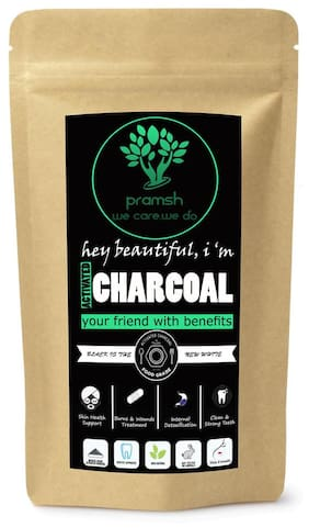 Pramsh Traders Activated Charcoal Teeth Whitening Powder 700gm