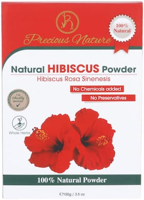 Precious Nature Hibiscus Powder 100 Gram