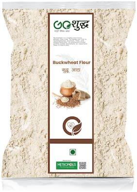 Goshudh Premium Quality Kuttu Atta Buckwheat Flour 5Kg (Pack Of 1)