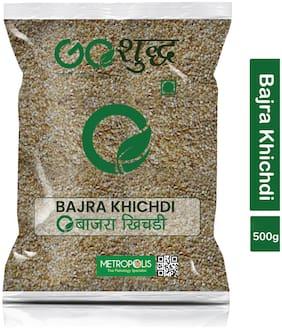 Premium Quality Bajra Khichdi (Pearl Millet Khichdi)-500g (Pack Of 1)