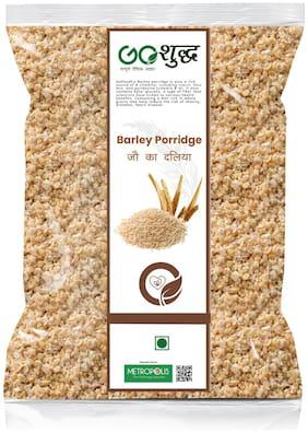 Goshudh Premium Quality Jau Daliya Barley Porridge 5Kg (Pack Of 1)