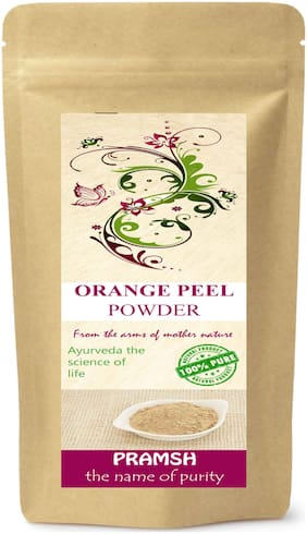 Premium Quality Orange Peel Powder 400gm