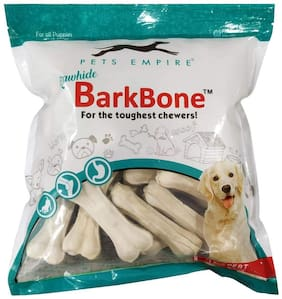 Pressed Dog Bone, Mini (3-inch x 10 pcs) Mega Pack