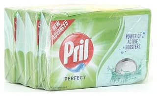 Pril Perfect Dishwash Bar 200 gm