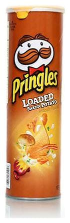 Pringles Loaded Baked Potato Artificially  Flavoured 169 gm