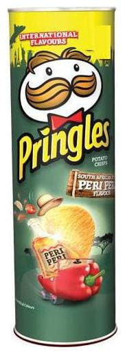 Pringles South African Style Peri Peri Flavour  110 g