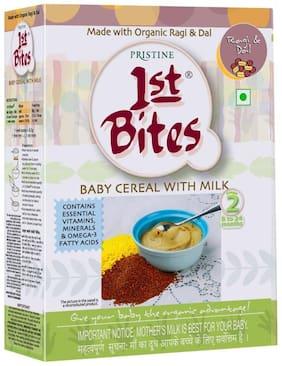 Pristine 1st Bites Ragi & Dal (8 Months - 24 Months) Stage - 2, 300 g