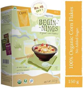 Pristine Beginnings Organic Corn Flakes 150 g