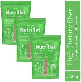 Pristine Nutrillet Pearl Millet 500g (Pack of 3)