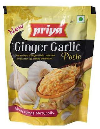Priya Paste - Ginger Garlic 200 gm