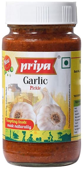 Priya Pickle - Garlic 300 g