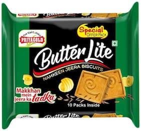 Priyagold Biscuits - Butter Lite Jeera Jumbo Pack 500 Gm