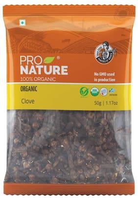 Pro Nature 100% Organic Clove 50g