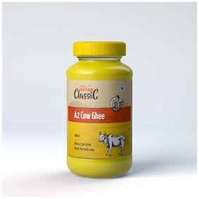 Pro Nature Classic Cow Ghee (a-2)(glass Jar)(500ml)