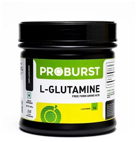 Proburst L-Glutamine Powder 300 g (60 Servings) Unflavoured