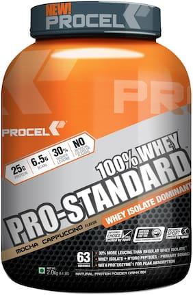 PROCEL Pro-Standard 100% Whey Protein v2-2kg (Mocha Cappuccino)