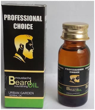Professional Choice Moustache Beard Nourishing Oil 30ml (Pack of 1)