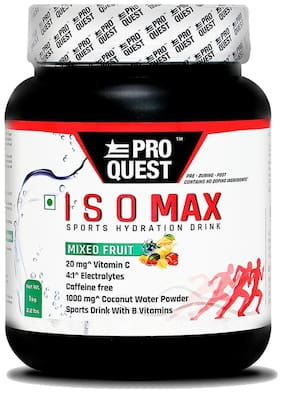 Proquest ISO MAX Sports Hydration Drink - Mixed Fruit - 1Kg
