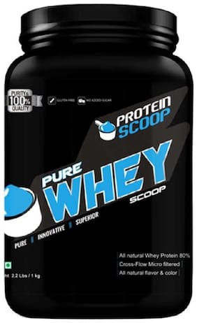 Protein Scoop PURE WHEY 1KG